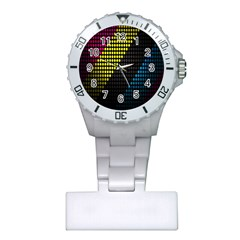 Techno Music Plastic Nurses Watch