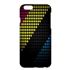 Techno Music Apple iPhone 6 Plus/6S Plus Hardshell Case