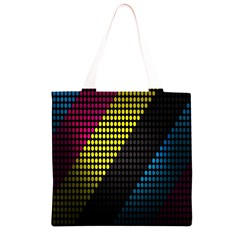 Techno Music Grocery Light Tote Bag