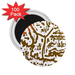 The Dance 2.25  Magnets (100 pack)