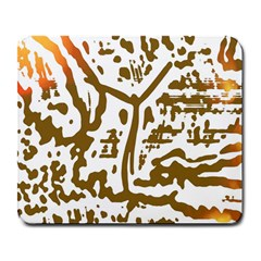 The Dance Large Mousepads