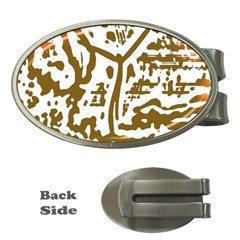 The Dance Money Clips (Oval)