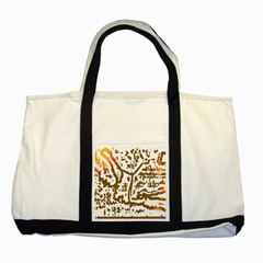 The Dance Two Tone Tote Bag