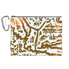 The Dance Canvas Cosmetic Bag (XL)