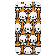 Sitwhite Cat Orange Apple iPhone 5 Hardshell Case