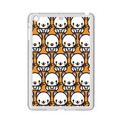 Sitwhite Cat Orange iPad Mini 2 Enamel Coated Cases
