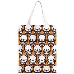 Sitwhite Cat Orange Classic Light Tote Bag