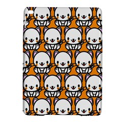 Sitwhite Cat Orange iPad Air 2 Hardshell Cases