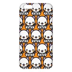 Sitwhite Cat Orange iPhone 6 Plus/6S Plus TPU Case