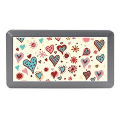 Valentine Heart Pink Love Memory Card Reader (Mini)