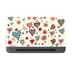 Valentine Heart Pink Love Memory Card Reader with CF