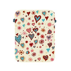 Valentine Heart Pink Love Apple iPad 2/3/4 Protective Soft Cases
