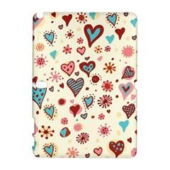Valentine Heart Pink Love Galaxy Note 1