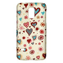 Valentine Heart Pink Love Galaxy S5 Mini