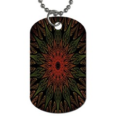 Sun Dog Tag (One Side)