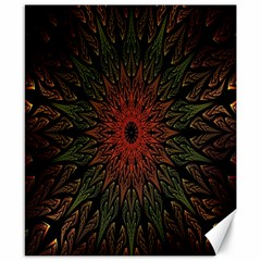 Sun Canvas 8  x 10