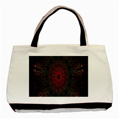 Sun Basic Tote Bag (Two Sides)