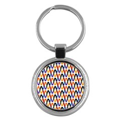 Wave Rope Key Chains (Round)