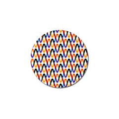 Wave Rope Golf Ball Marker (4 pack)