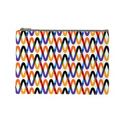 Wave Rope Cosmetic Bag (Large)