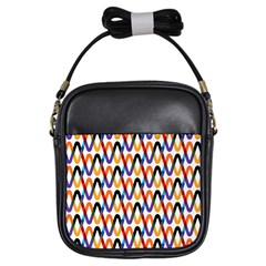 Wave Rope Girls Sling Bags