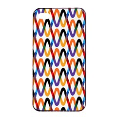 Wave Rope Apple iPhone 4/4s Seamless Case (Black)