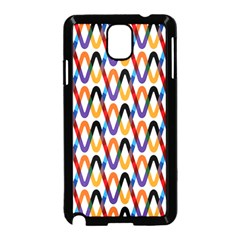 Wave Rope Samsung Galaxy Note 3 Neo Hardshell Case (Black)