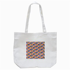 Wave Rope Tote Bag (White)