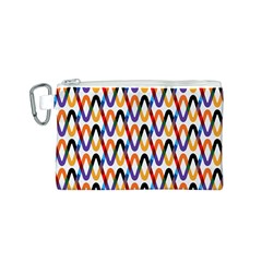 Wave Rope Canvas Cosmetic Bag (S)