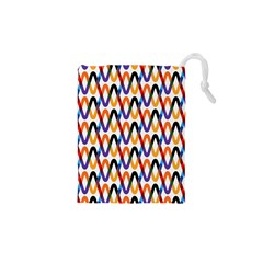 Wave Rope Drawstring Pouches (XS)
