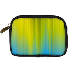 Yellow Blue Green Digital Camera Cases