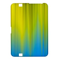 Yellow Blue Green Kindle Fire HD 8.9