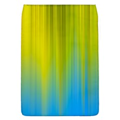 Yellow Blue Green Flap Covers (L)