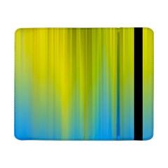 Yellow Blue Green Samsung Galaxy Tab Pro 8.4  Flip Case