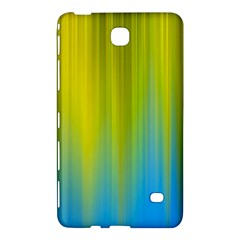 Yellow Blue Green Samsung Galaxy Tab 4 (7 ) Hardshell Case
