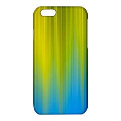Yellow Blue Green iPhone 6/6S TPU Case