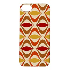 Wave Orange Red Yellow Rainbow Apple iPhone 5S/ SE Hardshell Case
