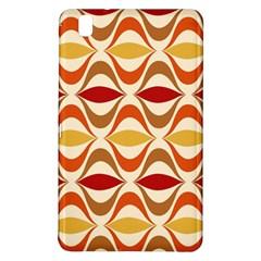 Wave Orange Red Yellow Rainbow Samsung Galaxy Tab Pro 8.4 Hardshell Case