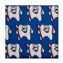Tooth Tile Coasters