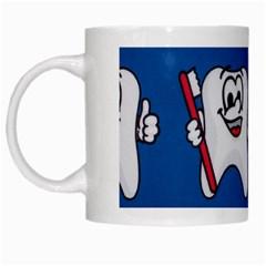 Tooth White Mugs