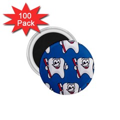 Tooth 1.75  Magnets (100 pack)