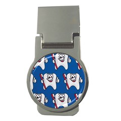 Tooth Money Clips (Round)