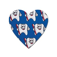 Tooth Heart Magnet