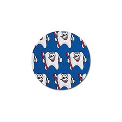 Tooth Golf Ball Marker (4 pack)