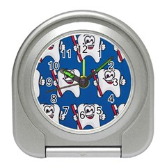Tooth Travel Alarm Clocks