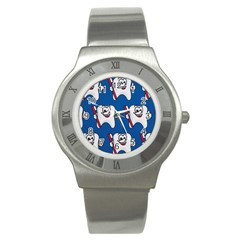 Tooth Stainless Steel Watch