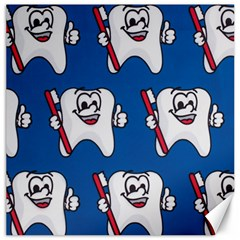 Tooth Canvas 20  x 20