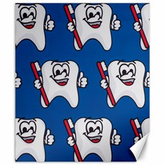Tooth Canvas 20  x 24
