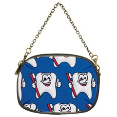 Tooth Chain Purses (One Side)