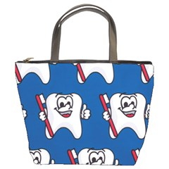 Tooth Bucket Bags